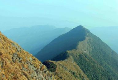挑战 湖南K2 韭菜岭 穿越中国十大 非著名(3日行程)
