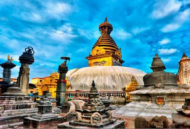 尼泊尔 加德满都 巴德岗 纳加阔特奇特旺博卡拉(8日行程)