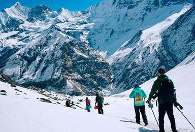 尼泊尔ABC 徒步天堂 安娜普尔纳(12日行程)