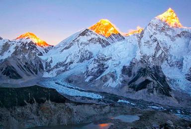 尼泊尔 EBC 珠峰南坡大本营 深度徒步(14日行程)