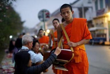 三城记 遗忘时光的平行世界 老挝法式风情户外之旅(6日行程)