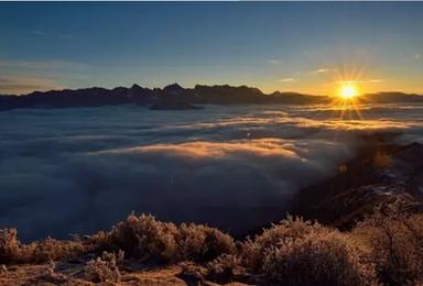 牛背山2日游 亚洲最大的观景平台 牛背山(2日行程)
