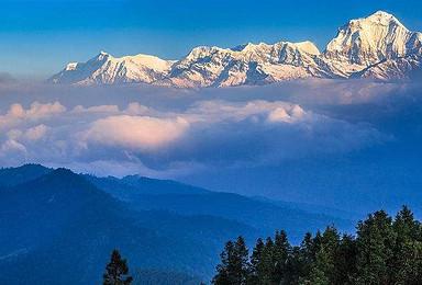 尼泊尔Poon Hill小环线 中文领队 2人成团(8日行程)