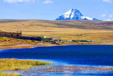 寻梦西藏 阿里北线 一措再措 越野穿越无人区(16日行程)