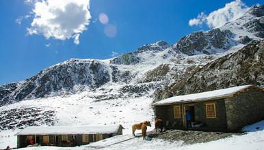 雪山巅峰梦的开始 四姑娘山大峰登山计划(3日行程)