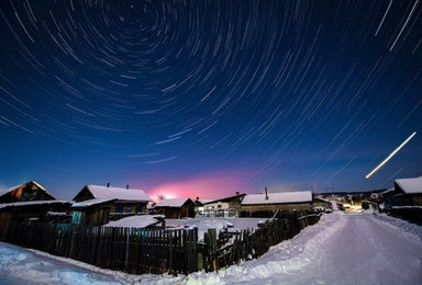 漠河 北极村 北红村 圣诞村 洛古河村 中俄边境(6日行程)