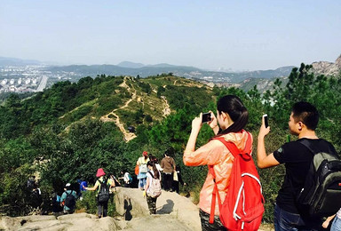 穿越苏州最经典户外线路 登顶 灵岩山(1日行程)