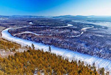 漠河 一辈子必须要找 北中俄边境原生态 深度休闲(4日行程)