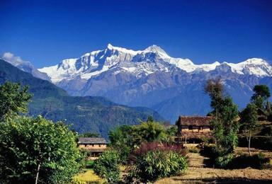 尼泊尔安娜普尔纳大环线ACT(22日行程)