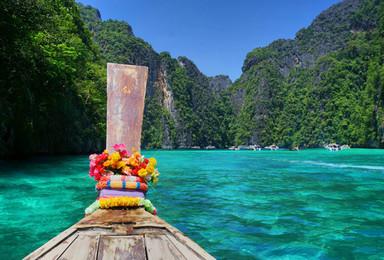 元旦线路 浪漫邂逅安达曼海上的那一抹蓝 甲米 普吉岛休闲游(7日行程)
