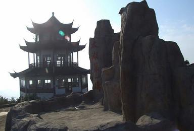 阅尽太湖缥缈峰 摩挲历史明月湾(1日行程)