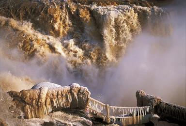 元旦 中国羚羊峡谷 雨岔大峡谷 壶口瀑布 波浪谷摄影专线(4日行程)
