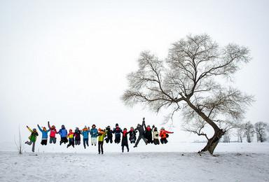 漫行东北 东北雪乡 从长白山到林海雪原的冰雪盛宴(7日行程)