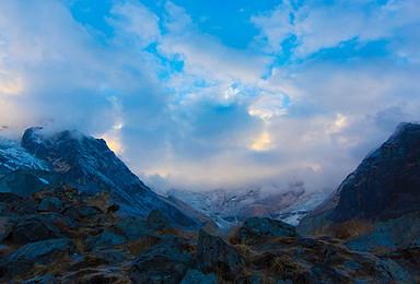 最美的日出 尼泊尔布恩山 小环线徒步之旅(8日行程)