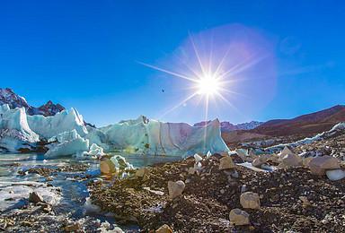 朝圣世界之巅 尼泊尔 珠峰南坡大本营EBC 世界顶级徒步(14日行程)
