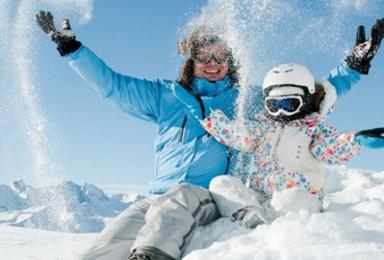携子相约吉林雾凇 镜泊湖 童话雪乡 穿越大雪谷 亚布力滑雪(6日行程)