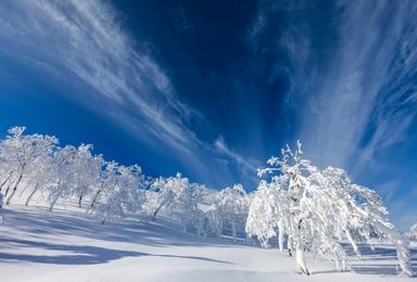 哈尔滨 老里克湖 吉林滑雪 长白山 镜泊湖(8日行程)