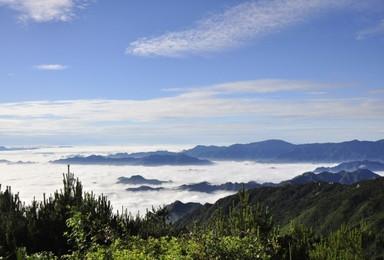 走进清凉峰景区 登顶浙西的屋脊 乐利峰(2日行程)