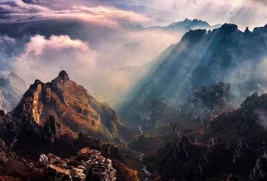 11月11日黄山之奇 华山之险 张家界之秀 的北方奇山 石山(1日行程)