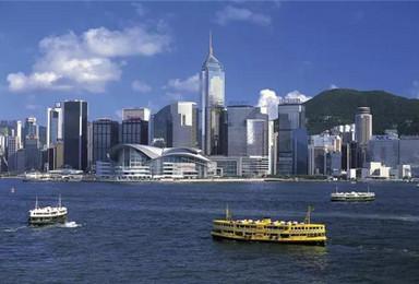 香港跨年 全国召集 hong kang维多利亚港灯光会演(3日行程)