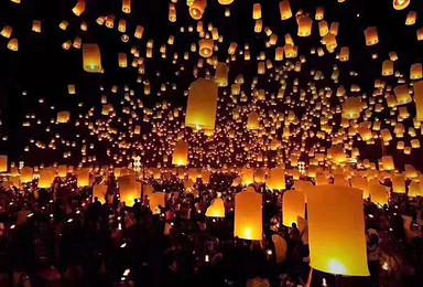 中国 老挝 泰国三国联游摄影之旅(11日行程)