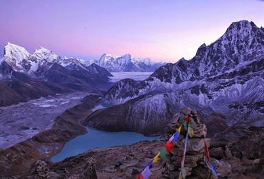 2017年 尼泊尔EBC 珠峰南坡大本营 徒步活动(14日行程)