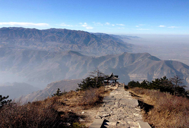 周末丨登北岳恒山 观悬空寺 感受造像的云冈石窟(2日行程)