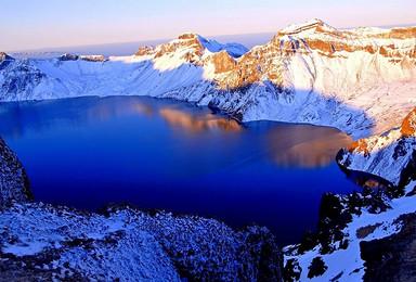 冰城哈尔滨 雪乡 老里克湖 吉林滑雪 诗画长白山 吉林(8日行程)