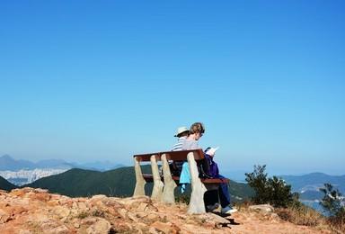 香港徒步 亚洲最佳市区远足径 港岛径游(1日行程)