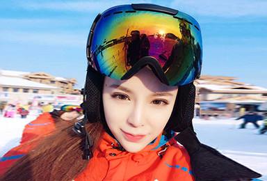 白雪之境 雪国下的冰城 亚布力4H滑雪 雪乡 雪谷 徒步穿越(4日行程)