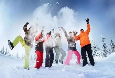 寒假 说嗨就嗨 雪乡 雪谷 长白山 雾凇岛 相约童话王国(7日行程)