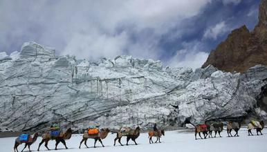 终极徒步 世界第二高峰乔戈里K2大本营 克勒青河谷徒步探险(21日行程)