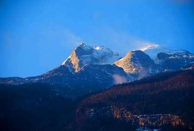哈巴雪山登山 挑战5396 冲顶你人生的第一座高峰(4日行程)