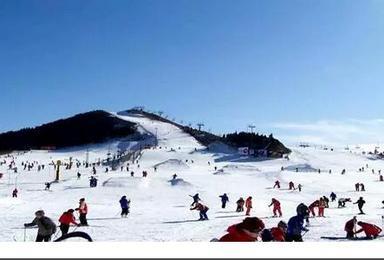 莲花山特价滑雪(1日行程)