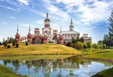 哈尔滨伏尔加庄园游 俄罗斯风情 天天发车(1日行程)