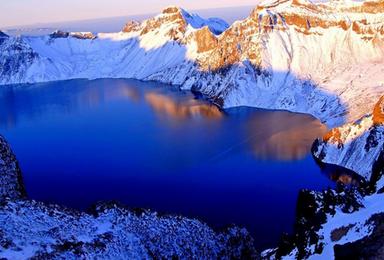 冰城哈尔滨 吉林滑雪 诗画长白山 吉林赏雾凇岛 冰雪奇缘(8日行程)