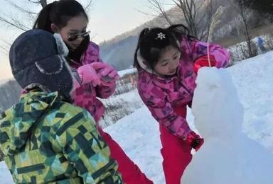 武汉滑雪冬令营(8日行程)