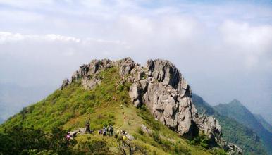 徒步浙西屋脊 登顶浙西第一清凉峰(2日行程)