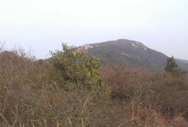 小虐线 苏州光福小七尖穿越 21公里拉练(1日行程)