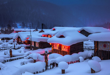 东北雪乡 踏雪 跨年(7日行程)