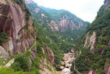 风云古道 穿越中国十大徒步线路之一徽杭古道(1日行程)