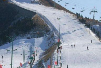 崇礼云顶 太舞 万龙滑雪 崇礼云顶 太舞 万龙滑雪场(3日行程)