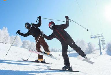 崇礼多乐美地 长城岭滑雪 多乐美地 长城岭滑雪场(1日行程)
