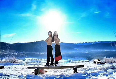 最北漠河 北红村 北极村冰雪摄影之旅(3日行程)