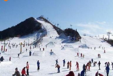 崇礼太舞滑雪 崇礼太舞滑雪场 太舞滑雪嗨翻天(3日行程)