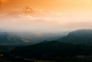 众神国度 尼泊尔奇特旺 博卡拉滑翔伞 纳加阔特深度游(8日行程)