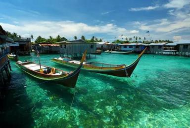 马来西亚 仙本那之马步岛 马达京 海洋公园精华行(6日行程)