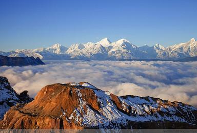 亚洲最大观景平台 牛背山 徒步仅两个半小时(3日行程)