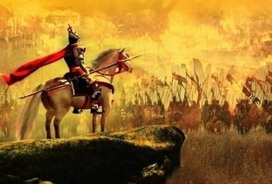 国际心战 领导力冬令营 大型情景式模拟战争训练营(5日行程)