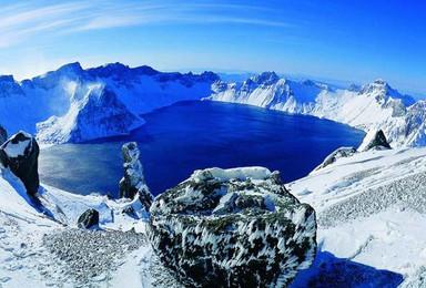 春节 雪乡 雪谷 雾凇岛 哈尔滨冰雪大世界 镜泊湖 长白山(6日行程)